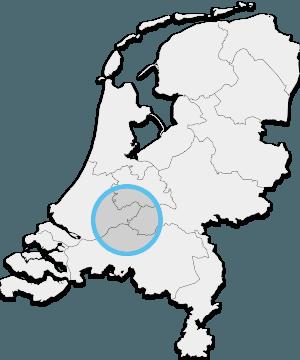 Afvalcontainers Midden Nederland Werkgebied Kaart Nederland