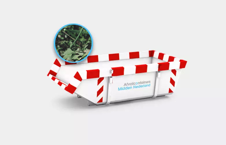 Afvalcontainers Midden Nederland Groencontainer huren