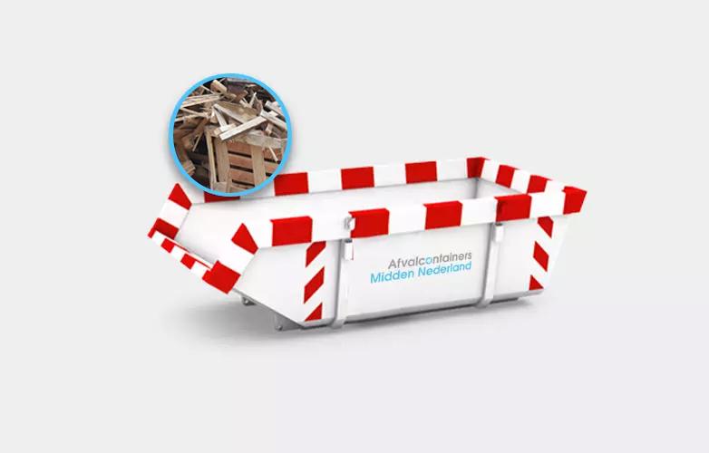 Afvalcontainers Midden Nederland Houtcontainer huren